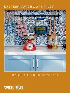 Spice up your kitchen !