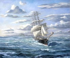 Sailing Ships Of The 1800