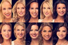 Miss Finland 2015 Finalists