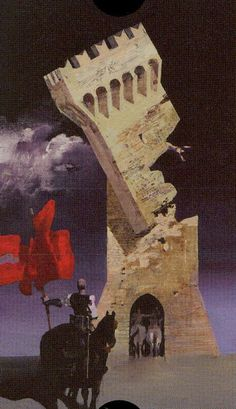 Tarot of the Imagination - The Tower