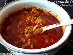 Chicken curry is a very popular and common delicacy in Kerala. There are many types of chicken curry cooked in Kerala. But this Grandma's style chicken curry is very aromatic chicken curry ma…