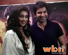 Washington Bangla Radio | Jeet and Sayantika in Awara (2012) Tollywood Kolkata Bangla Movie