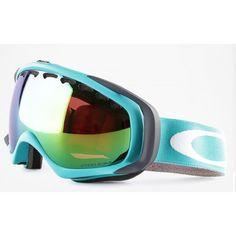 Oakley Crowbar Ski Snowboard Goggles from @Golfskipin