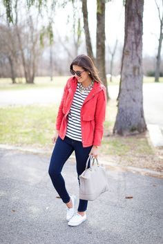 A Southern Drawl: Coral Canvas