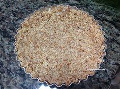 massa de torta sem gluten Sin Gluten, Sem Gluten Sem Lactose, Gluten Free, Bolos Low Carb, Pie Dish, Dishes, Cooking, Desserts, Sweet Recipes