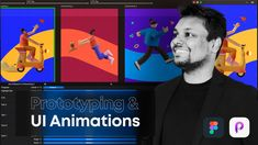In this course, you will learn how to add fluid motion to your designs and create interactive prototypes. We will cover topics ranging from basics of animation & prototyping, use of motion in UI, motion choreography, micro-interactions to multiple page prototypes with complex UI animations as well as how to prepare, animate and export your animations in Principle. At the end of this class, you will be able to create interactive prototypes with complex motion. Ui Animation, Web Development, Web Design, Coding, Learning, Create, Cover, Design Web, Studying