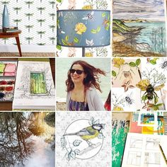 Joining in with this! Lovely to see artists surrounded by their work :) Heres me and some of my drawings paintings photographs & products! My Drawings, Behind The Scenes, Photographs, Paintings, Artists, Instagram, Products, Paint, Photos