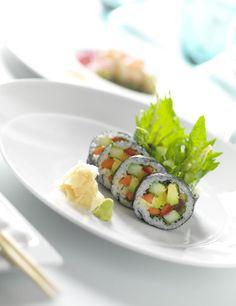 Hanami Sushi, anbefales på det sterkeste!