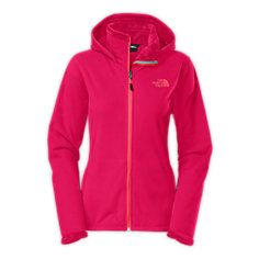 The northface womens morninglory hoodie. Super soft plush fleece lined