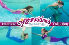 Welcome to Fin Fun, the world's leading maker of swimmable mermaid tails for kids and adults! Shop our mermaid tails for swimming, patented monofins, apparel & more now! Realistic Mermaid Tails, Mermaid Swim Tail, Mermaid Tails For Kids, Mermaid Tale, Mermaid Diy, Little Girl Mermaid Costume, The Little Mermaid, Mermaids And Mermen, Kids Swimming