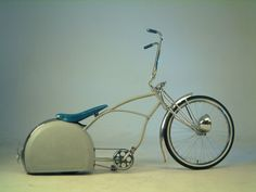 My 'Altered image' lowrider Bike