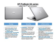Futuristic HP ProBook 400 G4 series has been launched with Intel 7th Gen processor Click to know more http://uniquec.com/laptop/business/probook.html  for better experience visit our store #Hp world in Rajajinagar For enquiry contact 9036003700, 9036003800