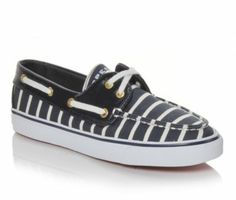 Wear your Sperry stripes (in honor of Flag Day, of course!).