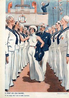 Armand Vallée (1884 – 1960). Fantasio, 1933. [Pinned 15-xi-2015]