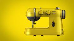 Sewing Machine on Behance
