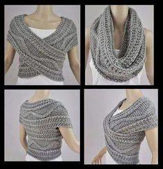 Multiuso,crochet.