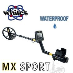 This general purpose waterproof metal detector can do it all! Beach hunting, relics, coins and jewelry, and even prospecting.