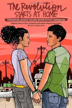 I have a feature interview about relationship violence and police with Miss Major, a veteran Transgender activist who participated in the Stonewall Uprising. The Revolution Starts at Home: Confronting Intimate Violence Within Activist Communities by Ching-In Chen,http://www.amazon.com/dp/0896087948/ref=cm_sw_r_pi_dp_s81htb0P8HW1381R