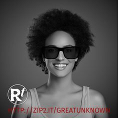 Upload your photo and venture into Rob Thomas' The Great Unknown! http://zip2.it/greatunknown