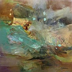 Winging It by Susie Y. Anderson Oil ~ 20 x 20