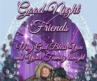 Good Night Friends, Sweet Dreams