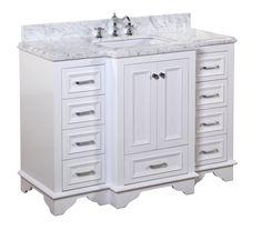 "Nantucket 48"" Single Bathroom Vanity Set"