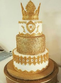 Cake fit for a queen cake