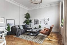 Apartment in Stockholm by Scandinavian Homes (3)