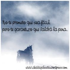 No te prometo.