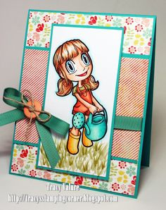 by Tracy Valure using Watering Can Tia