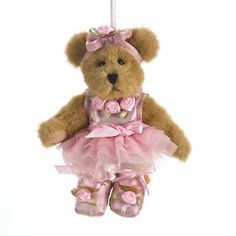 <3  Boyds Bears Lil Clara Ornament