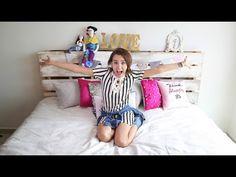¡CONSTRUYE TU CAMA! (MUY FÁCIL) ♥ - Yuya - YouTube