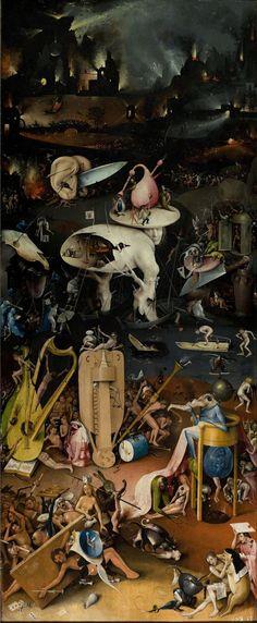 Curio Cabinet: Heronimus van Aken (Jheronimus Bosch o Hieronymus Bosch) el Bosco (1)