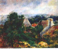 Pierre-Auguste Renoir » Roche goyon