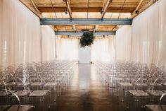 Ethereal City Wedding