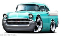 1957 Chevy 150 Special Fat Cat
