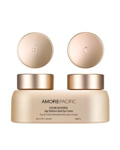 FUTURE RESPONSE Age Defense Dual Eye Crème by Amore Pacific at Bergdorf Goodman.