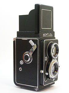 Camera TLR Semflex