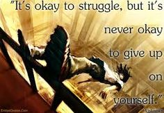 Image result for recovery uphill struggle, but worth it. Quote