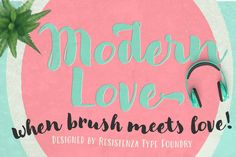 Modern Love by @Graphicsauthor