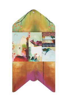 PAPAYA! Art Flora Bird Sticky Notes - Sticky Note Sets - Cards & Paper - Papaya!