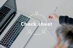 リモートでもコラボレーションを円滑に!WEBやアプリ制作者向けチェックシート活用術 | デザインメモ 2.0 Information Overload, Life Hacks, Organization, Design, Getting Organized, Organisation, Tejidos, Lifehacks