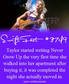 Taylor Swift never grow up Taylor Swift Facts, Long Live Taylor Swift, Taylor Swift Quotes, Red Taylor, Taylor Swift Pictures, Taylor Alison Swift, One & Only, I Love Music, She Song