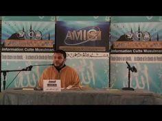 """Explication de sourate""""Al Khaf""""(la caverne) par Ismaïl Mounir. (ICM37300..."""