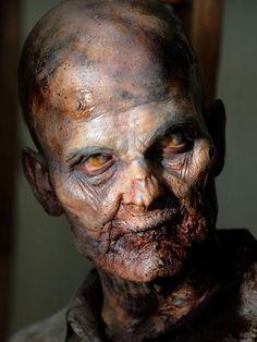 AMC`s The Walking Dead Season 3 Walker
