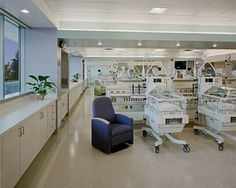The magnificent giraffe beds in our NICU