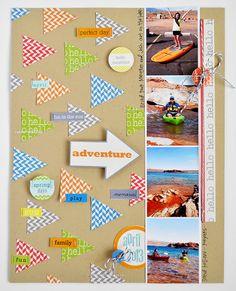 Adventures by Wendy Sue Anderson - Scrapbook.com