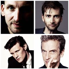 9 10 11 12, I can not tell you how excited I am about the new doctor! I can't wait until next yet to see what He does with 12! It is gonna be awesome!