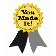 Silhouette Design Store: you made it badge Graduation Clip Art, Graduation Scrapbook, Graduation Cards, Graduation Ideas, Classy Fonts, Badge, Medical Careers, Congratulations Graduate, Modern Calligraphy