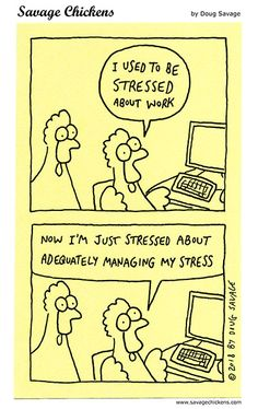 First step in managing stress stress response,ways of managing stress in an organization how to reduce stress in life,how to fight anxiety naturally music to help you sleep and relax. Natural Stress Relief, Stress Relief Toys, Best Teamwork Quotes, Savage Chickens, Chicken Jokes, Stress Management Techniques, You Make Me Laugh, Everything Funny, Calvin And Hobbes